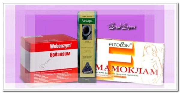 негормональное лечение мастопатии