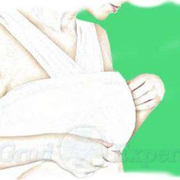 Ушиб молочной железы